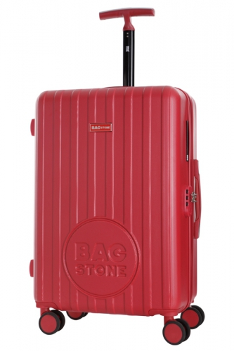 Valise - LUCKY ROUGE - Taille L