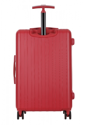 Valise - LUCKY  ROUGE - Taille S