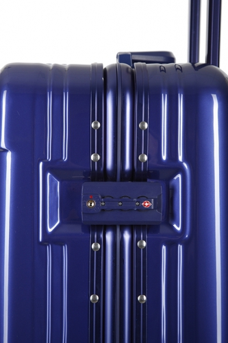 Valise Luxe - KEIHLEY BLEU - Taille S