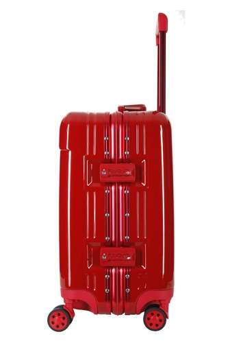 Valise Luxe - KEIHLEY ROUGE - Taille S