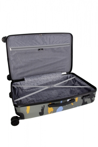 Valise  - MARSHALL  ORANGE - Taille M