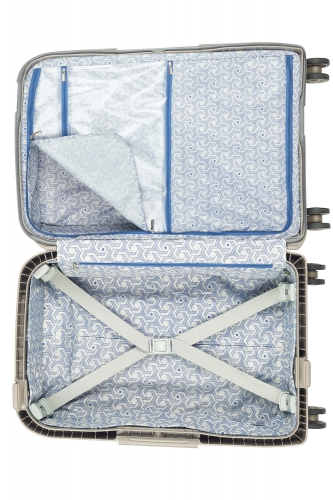 Valise  MONCEY  BEIGE FONCE 76  - Taille L