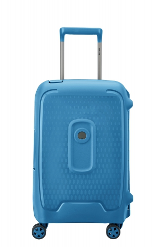 Valise  MONCEY  BLEU  55  - Taille S