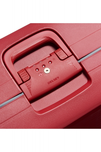 Valise  MONCEY  ROUGE  SLIM   55  - Taille S