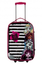 Valise - MONSTER HIGH - Taille S