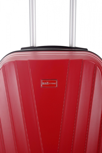 Valise - MYSTIC  ROUGE - Taille S