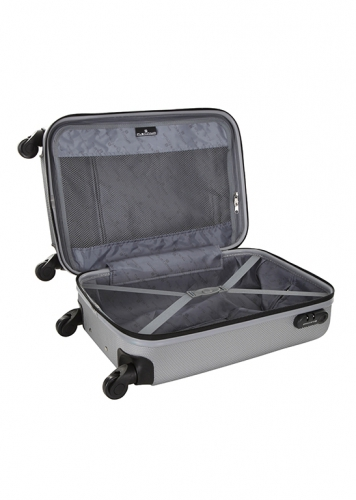 Valise - NEAPOLI ARGENT - Taille L