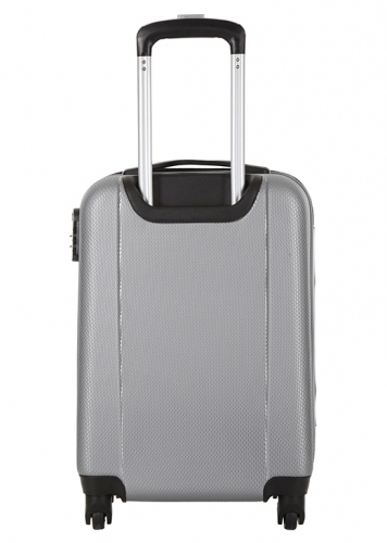 Valise - NEAPOLI ARGENT - Taille S