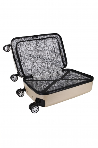 Valise - NEWMAN BEIGE - Taille S