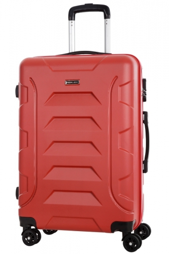 Valise - NILSEN  ROUGE - Taille L