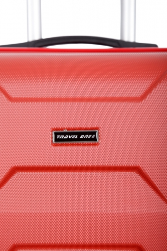 Valise - NILSEN  ROUGE   - Taille M
