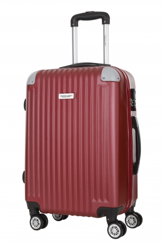Valise - NOSARA  BORDEAUX  - Taille S