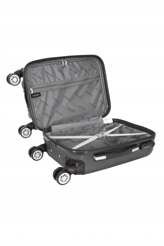 Valise - NOSARA  GRIS - Taille S