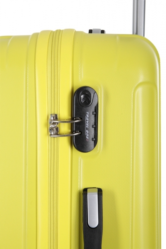 Valise - PATERSON JAUNE - Taille L