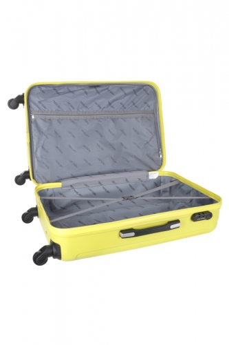Valise - PATERSON  JAUNE - Taille S