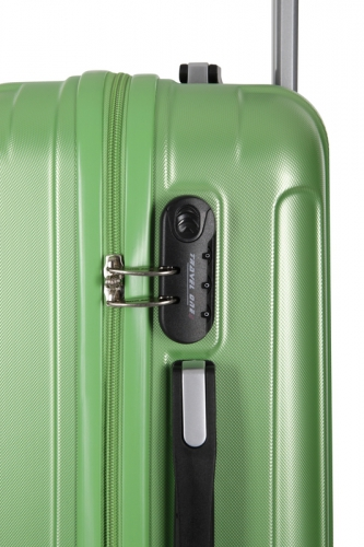 Valise - PATERSON  VERT- Taille M