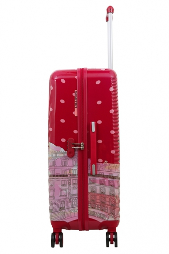 Valise - PCK ROUGE - Taille L