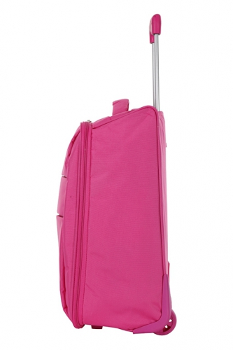 Valise pliable  Low Cost - ANDALUS FUCHSIA