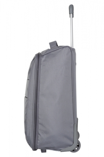 Valise pliable  Low Cost - ANDALUS  GRIS