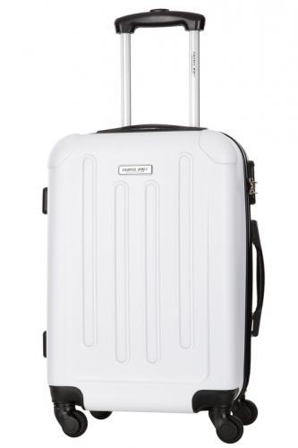 Valise - RIVERA  BLANC  - Taille S