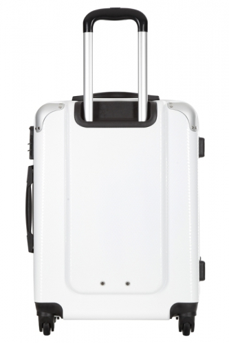 Valise  - ROBINSON  BLANC - Taille S
