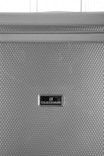 Valise  - ROBINSON GRIS  - Taille M