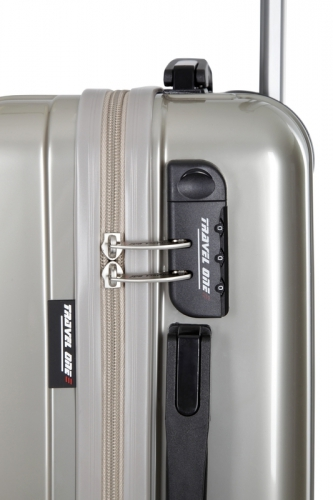 Valise -  RODRIGUEZ   BEIGE - Taille S
