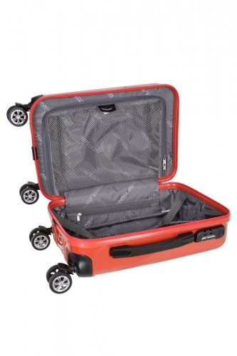 Valise -  RODRIGUEZ  ROUGE - Taille S