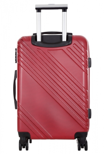 Valise -  ROSCIANO ROUGE - Taille S