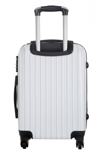 Valise - SCOOP  BLANC- Taille M