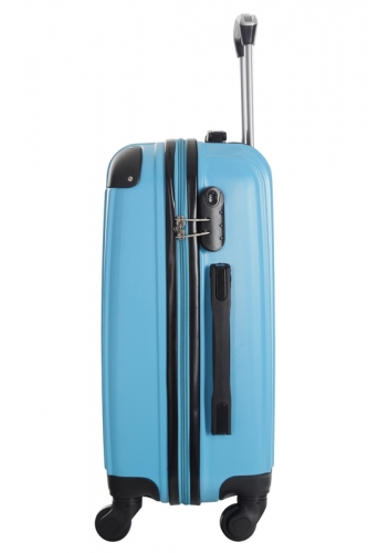 Valise - SCOOP - BLEU  - Taille S