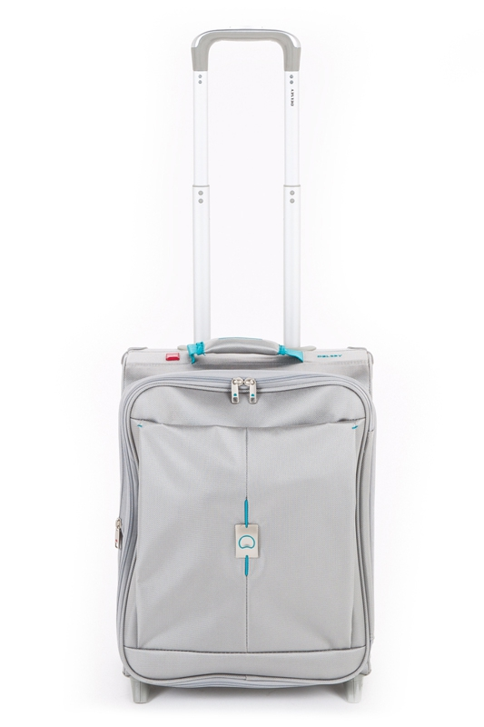 Valise seconde main - DELSEY 2 GRIS CLAIR - Taille S