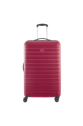 Valise  SEGUR  ROUGE - Taille L