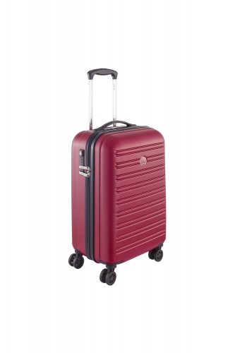 Valise  SEGUR  ROUGE - Taille S