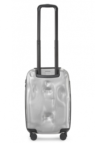 Valise - SILVER MEDAL BRIGHT ARGENT - Taille S