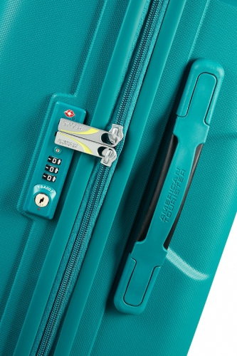 Valise - SKYTRACER SPRING GREEN - Taille S