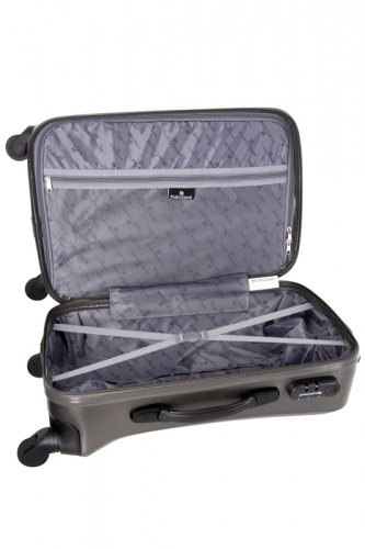 Valise - SOLWAY GRIS - Taille M