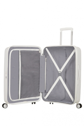 Valise - SOUNDBOX SPINNER PURE WHITE - Taille L