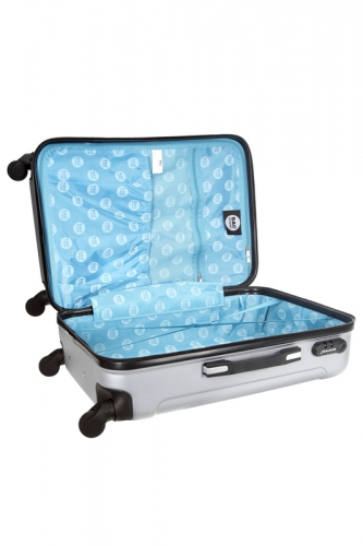 Valise - SPRING  ARGENT  - Taille S