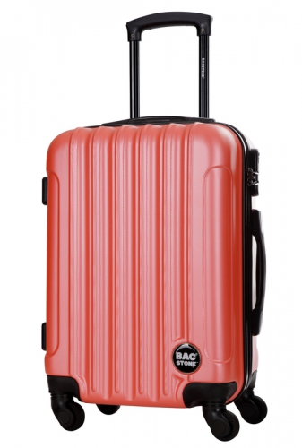Valise - SPRING  CORAIL  - Taille L