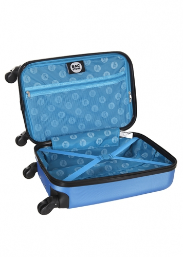 Valise - STAR BLEU - Taille M