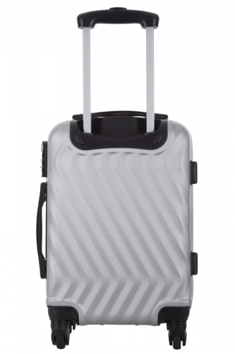 Valise - SUNNY  ARGENT  - Taille M