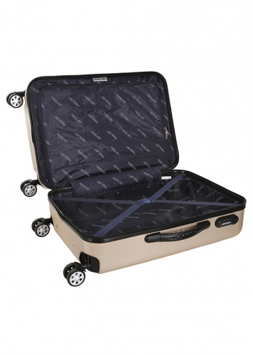 Valise - SWAN BEIGE - Taille M