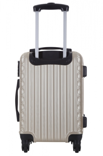 Valise - SWEETY BEIGE - Taille M