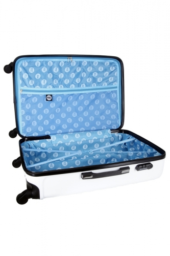Valise - SWEETY BLANC - Taille L