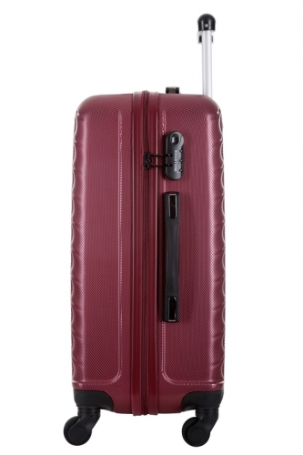 Valise - SWEETY  BORDEAUX  - Taille M