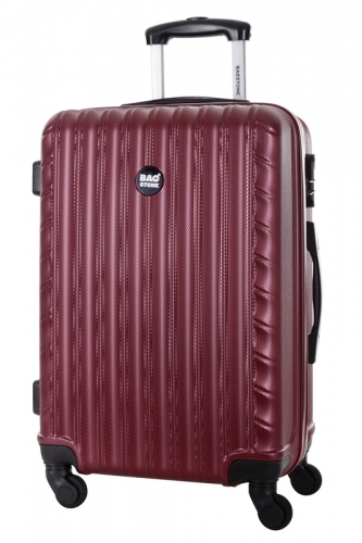 Valise - SWEETY   BORDEAUX  Taille S