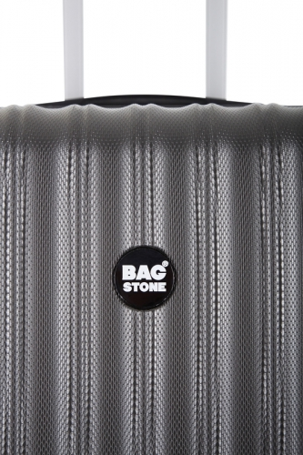 Valise - SWEETY  GRIS  - Taille L