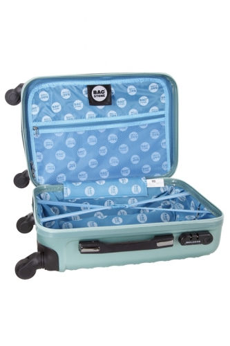 Valise - SWEETY  VERT    - Taille L