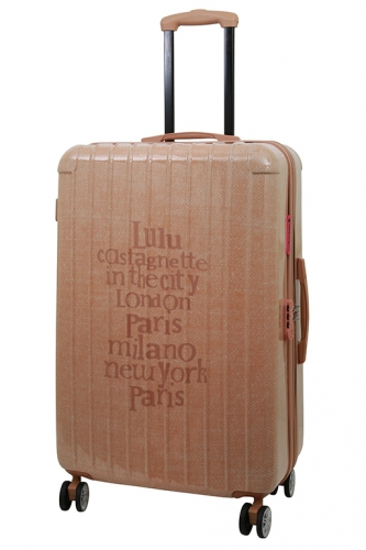 Valise - TBA BEIGE - Taille L